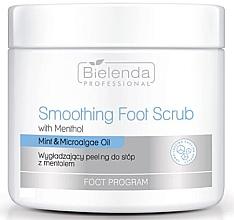 Parfums et Produits cosmétiques Gommage au menthol pour pieds - Bielenda Professional Foot Program