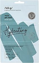 Parfums et Produits cosmétiques Gel-masque à l'acide hyaluronique pour visage - Kili-g Hydrating Face Mask