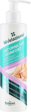 Fluide d'hygiène intime hydratant - Farmona Nivelazione Moisturizing Gynaecological Intimate Fluid