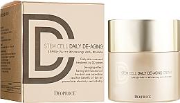 Parfums et Produits cosmétiques DD crème SPF 50+ - Deoproce Stem Cell Daily-aging Cream