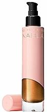 Parfums et Produits cosmétiques Enlumineur pour corps - Nabla Body Glow Max Relax Body Highlighter