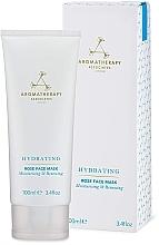 Parfums et Produits cosmétiques Masque à l'aloe vera pour visage - Aromatherapy Associates Hydrating Rose Face Mask