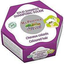 Parfums et Produits cosmétiques Shampoing solide bio pour cheveux colorés - Ma Provence Solid Shampoo