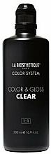 Parfums et Produits cosmétiques Gel tonifiant sans ammoniaque pour cheveux, incolore, 500ml - La Biosthetique Color&Gloss