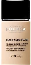 Parfums et Produits cosmétiques Fluide de teint - Filorga Flash Nude SPF 30