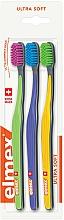 Parfums et Produits cosmétiques Kit de brosses à dents ultra-souples - Elmex Swiss Made