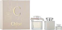 Parfums et Produits cosmétiques Chloe Eau de Parfum - Coffret (eau de parfum/75ml + lotion corporelle/100ml + eau de parfum/mini/5ml)