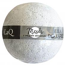 Parfums et Produits cosmétiques Bombe de bain au charbon actif pour homme - LaQ Bath Bomb