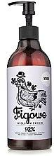 Parfums et Produits cosmétiques Savon liquide à l'extrait de figue - Yope Fig Tree Natural Liquid Soap