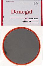 Parfums et Produits cosmétiques Miroir rond compact 9511, 7 cm, orange - Donegal