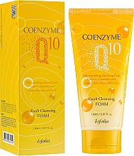 Parfums et Produits cosmétiques Mousse nettoyante à la coenzyme Q10 pour visage - Esfolio Coenzyme Q10 Fresh Cleansing Foam