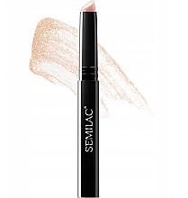 Parfums et Produits cosmétiques Gloss à lèvres en stick - Semilac 1000 Diamonds Lips gloss