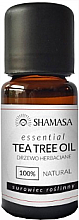 Parfums et Produits cosmétiques Huile essentielle d'arbre à thé - Shamasa