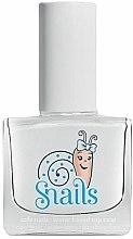 Parfums et Produits cosmétiques Top coat à base d'eau pour enfant - Snails Natural Top Coat
