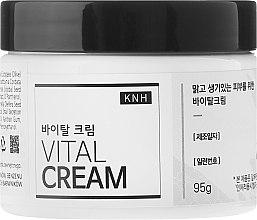 Parfums et Produits cosmétiques Crème hydratante à la bave d'escargot pour le visage - KNH Vital Cream