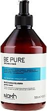 Parfums et Produits cosmétiques Masque à l'extrait bio d'amande douce pour cheveux - Niamh Hairconcept Be Pure Mask Gentle