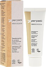 Parfums et Produits cosmétiques Crème-déodorant à l'extrait de figue de Barbarie - Pierpaoli Prebiotic Collection Cream Deodorant