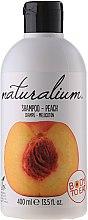 Parfums et Produits cosmétiques Shampooing à la pêche - Naturalium Shampoo And Conditioner Peach