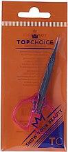 Parfums et Produits cosmétiques Ciseaux à cuticules, 7385, rose - Top Choice