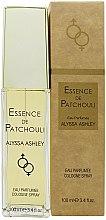 Parfums et Produits cosmétiques Alyssa Ashley Essence de Patchouli - Eau de Cologne