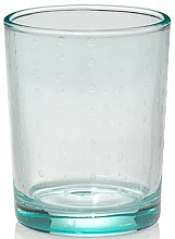Parfums et Produits cosmétiques Photophore en verre pour bougie votive - Yankee Candle Savoy Ombre Glass Holder