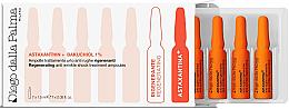 Parfums et Produits cosmétiques Concentré en ampoules à l'astaxanthine et bakuchiol - Diego Dalla Palma Ampolle Astaxanthin + Bakuchiol 1%