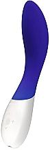 Parfums et Produits cosmétiques Vibromasseur intime pour femme, bleu - Lelo Mona Wave Midnight Blue