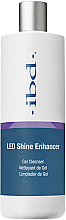 Parfums et Produits cosmétiques Nettoyant de gel LED - IBD LED Shine Enhancer Gel Cleanser