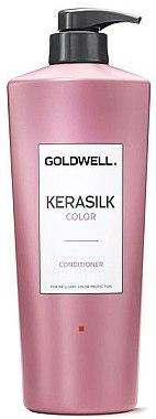 Après-shampooing pour cheveux colorés - Goldwell Kerasilk Color Conditioner — Photo N1