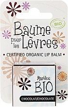 Parfums et Produits cosmétiques Baume à lèvres au chocolat - Marilou Bio Certified Organic Lip Balm