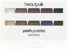 Parfums et Produits cosmétiques Palette de fards à paupières - Beauty UK Posh Eye Shadow Palette