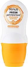 Parfums et Produits cosmétiques Déodorant anti-transpirant rafraîchissant à l'huile d'avocat - Venus Antyperspirant Roll-On Fresh