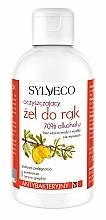 Parfums et Produits cosmétiques Gel antibactérien pour mains, Agrumes - Sylveco Antibacterial Hand Gel