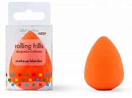 Parfums et Produits cosmétiques Éponge à maquillage, orange - Rolling Hills Makeup Blender Dark Orange