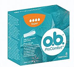 Parfums et Produits cosmétiques Tampons - o.b. ProComfort Super Tampons