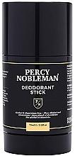 Parfums et Produits cosmétiques Déodorant stick sans alcool - Percy Nobleman