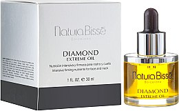 Parfums et Produits cosmétiques Huile raffermissante pour visage et cou - Natura Bisse Diamond Extreme Oil