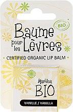 Parfums et Produits cosmétiques Baume à lèvres à la vanille - Marilou Bio Certified Organic Lip Balm