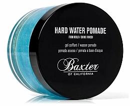 Parfums et Produits cosmétiques Gel coiffant à fixation forte - Baxter of California Hard Water Pomade