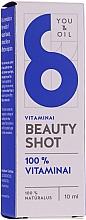 Parfums et Produits cosmétiques Sérum vitaminé aux huiles de sésame et marula pour visage - You & Oil Beauty Shot Vitamins Serum