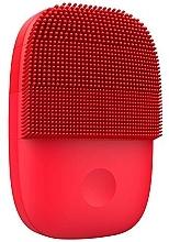 Parfums et Produits cosmétiques Brosse nettoyante ultrasonique pour visage, rouge - Xiaomi inFace 2 Red