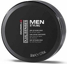 Parfums et Produits cosmétiques Pâte modelante - Goldwell Goldwell Dualsenses For Men Dry Styling Wax