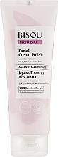 Parfums et Produits cosmétiques Crème à l'extrait d'agave pour visage - Bisou Hydro Bio Facial Cream Polish