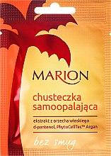 Parfums et Produits cosmétiques Lingettes autobronzante à l'extrait de noix - Marion Handkerchief Self Tanning