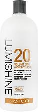 Parfums et Produits cosmétiques Crème révélateur 6% - Joico Lumishine Creme Developer
