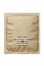 Parfums et Produits cosmétiques Masque hydrogel à l'extrait d'escargot pour visage - Tony Moly Intense Care Gold 24K Snail Hydro Gel Mask