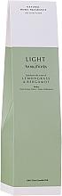 Parfums et Produits cosmétiques Bâtonnets parfumés, Citronnelle et Bergamote - AromaWorks Light Range Lemongrass & Bergamot Reed Diffuser