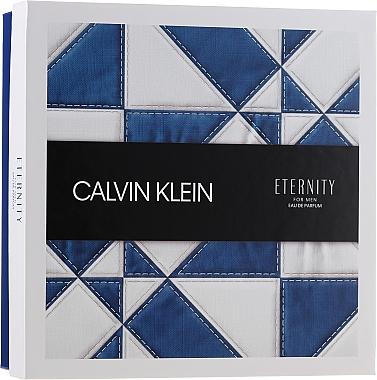 Calvin Klein Eternity For Men 2019 - Coffret (eau de parfum/100ml + eau de parfum/30ml)