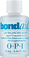 Parfums et Produits cosmétiques Préparation régénérant le PH des ongles - O.P.I. Bond-Aid pH Balancing Agent