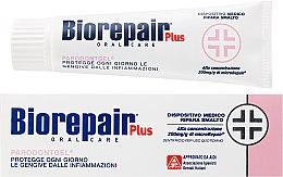 Parfums et Produits cosmétiques Dentifrice protectant l'émail - Biorepair Plus Professional Care Parodontogel